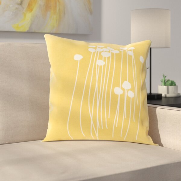 Kierra 100% Cotton Pillow by Zipcode Design